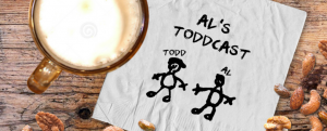 Al's Toddcast Logo Test 3